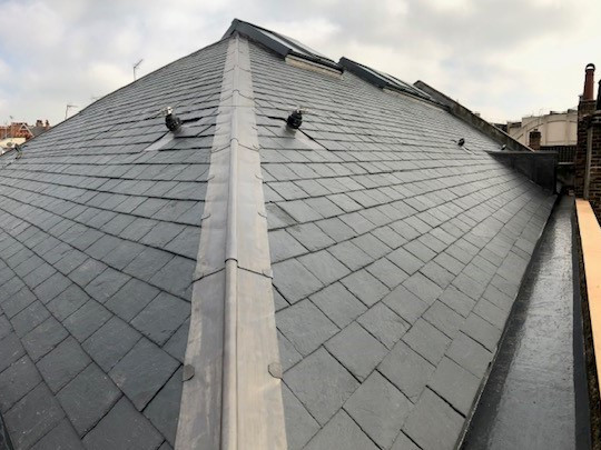 Our Work London Roofing Ltd